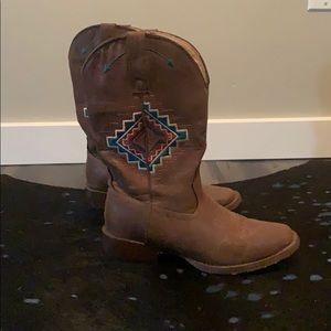 Women's Roper Boots